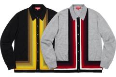 Corner Stripe Polo Sweater: ca. 168€