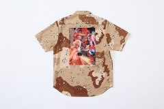 Supreme/Sekintani La Norihiro Work Shirt: ca. 138€